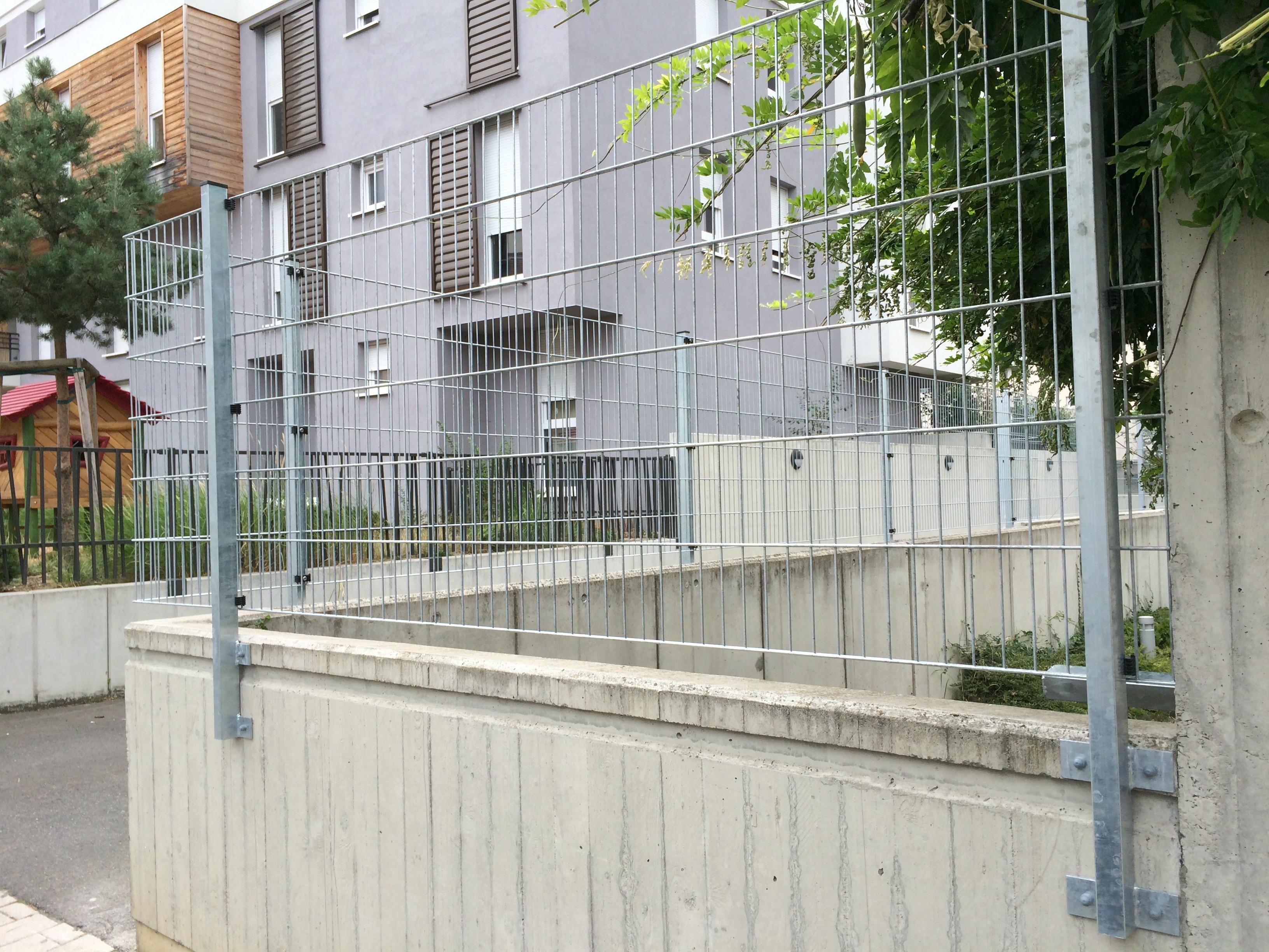 Métallerie - Sécurisation de site